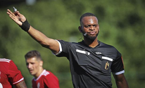 Scheidsrechter Marco Matonga Simonini: 'Als voetballer was ik een slechte verliezer'