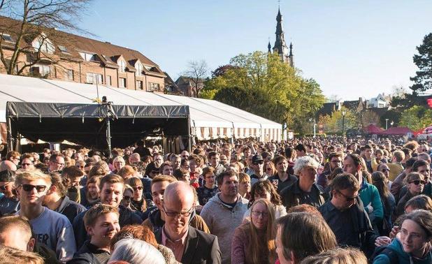 Geen 1 mei festival in Kortrijk dit jaar