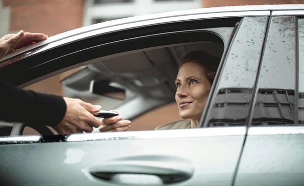 Vers la livraison de voiture à domicile ou au bureau?
