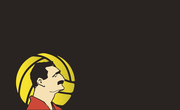 Rode duivel, Frontarts, Burgervader