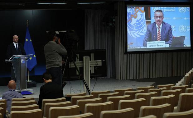 Fuite d'un labo: embarras à Pékin après les propos du chef de l'OMS