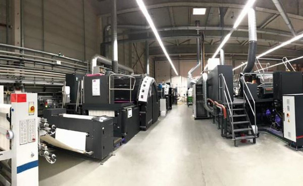 GGP Media GmbH installeert een extra HP PageWide WebPress T490 HD