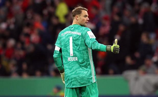 Manuel Neuer ook volgend seizoen nummer 1 bij Bayern