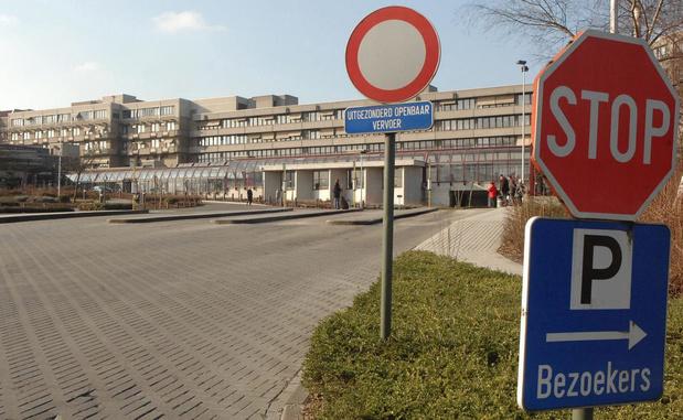 UZ Leuven laat geen bezoek meer toe vanaf dinsdag