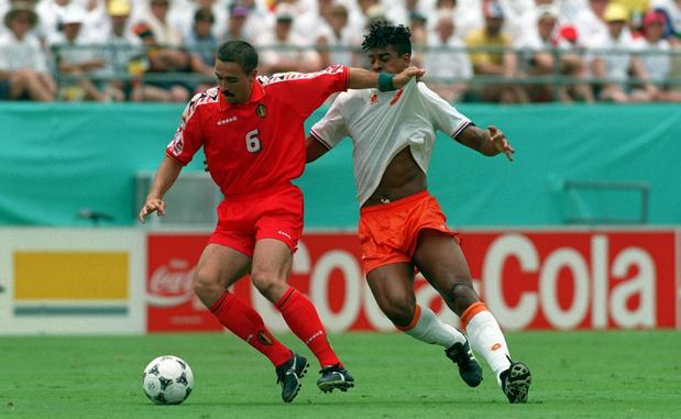 Kippenvelmatch #16: België-Nederland 1-0