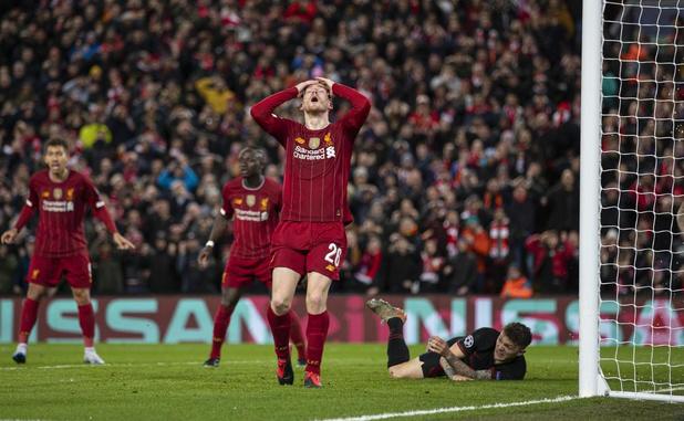Liverpool uit de Champions League: de tol van het Vollgasfussball