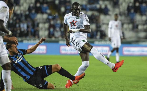 Franck Kanouté: de dribbelende nummer 6 van Cercle Brugge