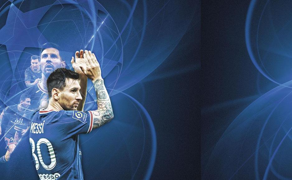 Messimanie in Parijs: in het spoor van Messi tijdens zijn eerste weken bij PSG