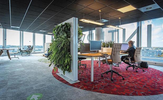 Le bureau paysager a fait son temps, longue vie au bureau coronaproof