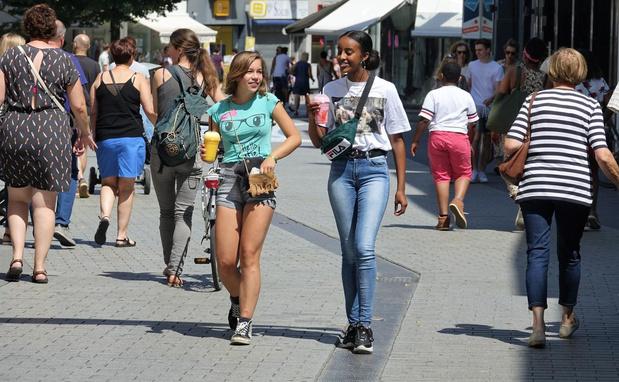 West-Vlaamse steden bereiden zich voor op heropening winkels