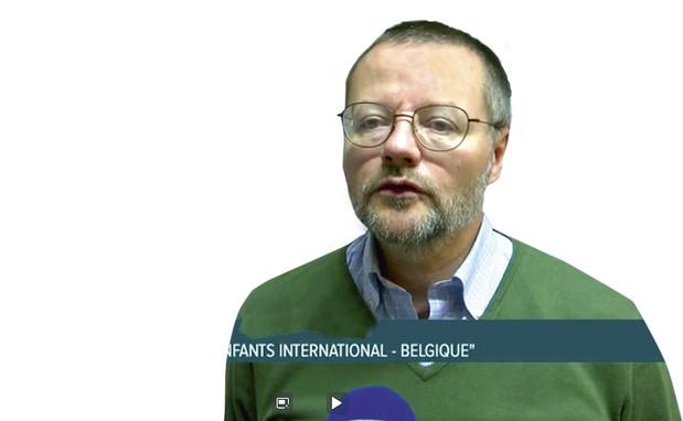 Droits de l'enfant: un Belge à l'ONU