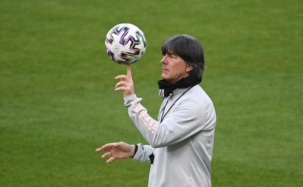 Geen woorden, maar daden: hoe Löw met Duitsland toewerkt naar de WK-kwalificatie