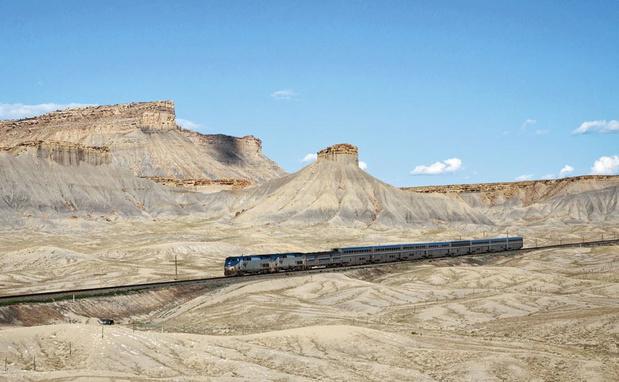 Trois bonnes raisons de voyager en train