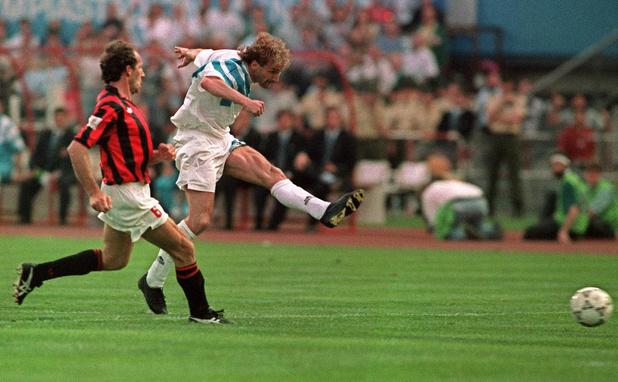 Flashback naar 26 mei 1993: Olympique Marseille wint als eerste Franse ploeg de Champions League