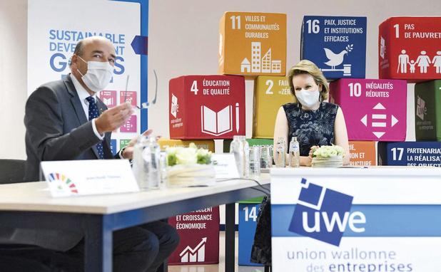 La durabilité, un objectif pour toutes les entreprises en Wallonie