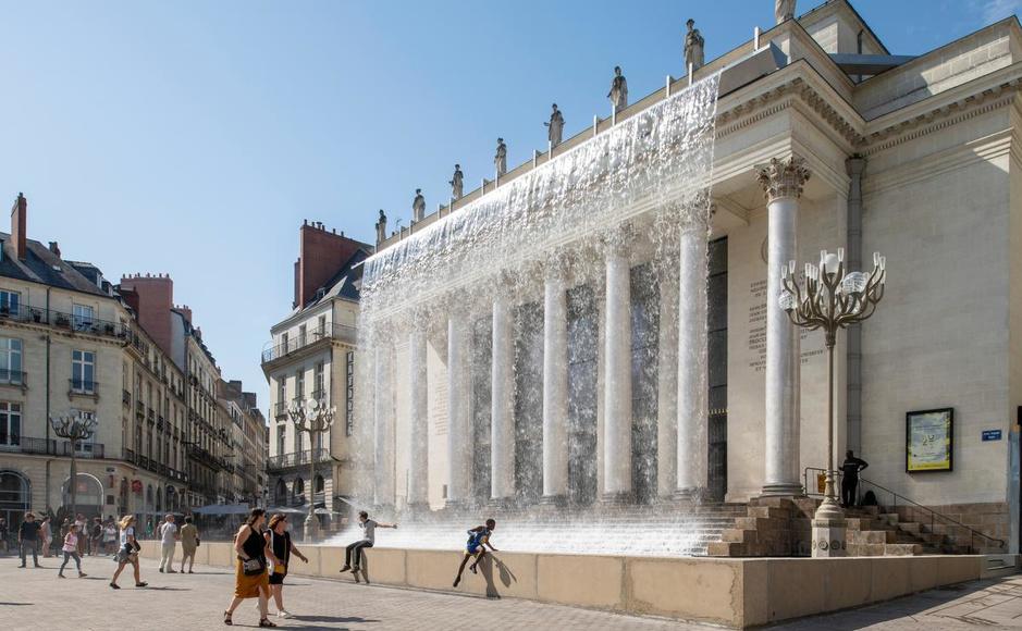 Historische pareltjes in dialoog met moderne kunst in Nantes