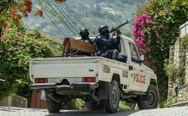 Washington voorlopig niet van plan troepen naar Haïti te sturen