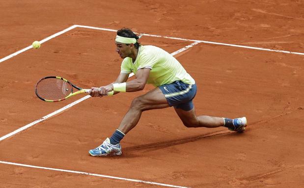 Roland Garros in coronatijden: met dak, zonder veel toeschouwers
