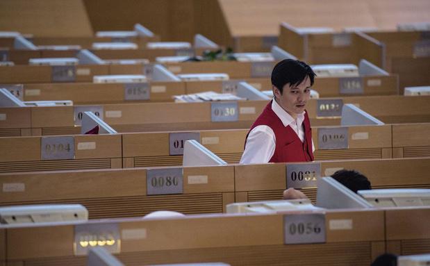 Croissance trop forte pour les Bourses chinoises