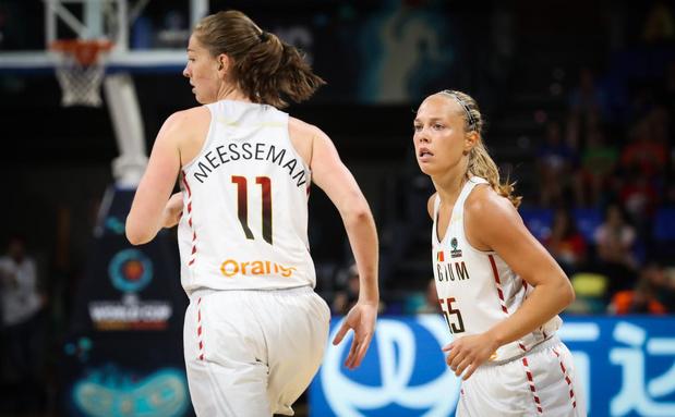 Het kleine België: groot in de WNBA
