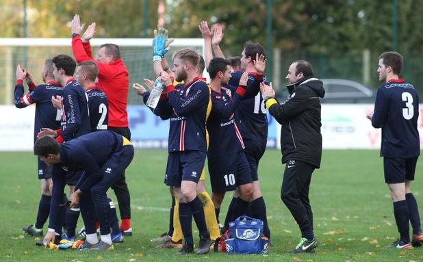Voetbalcompetitie in amateur- en provinciale reeksen wordt niet hervat; kampioenen nu al bekend