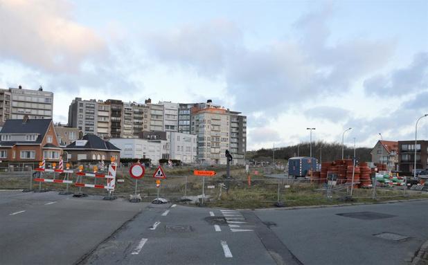 Werken Ringlaan Wenduine starten na bouwverlof eindelijk weer op
