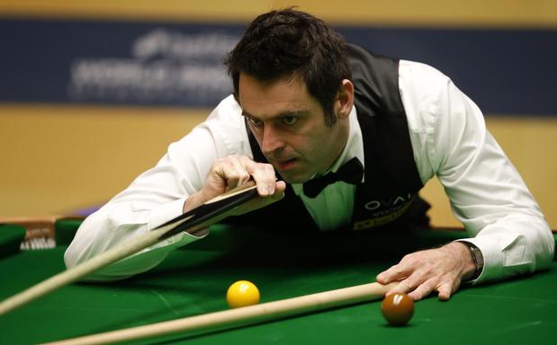 Flashback naar 7 mei 2012: Ronnie O'Sullivan voor de vierde keer wereldkampioen snooker