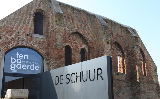 Kunstencentrum Ten Bogaerde Koksijde bekroond met Italiaanse award