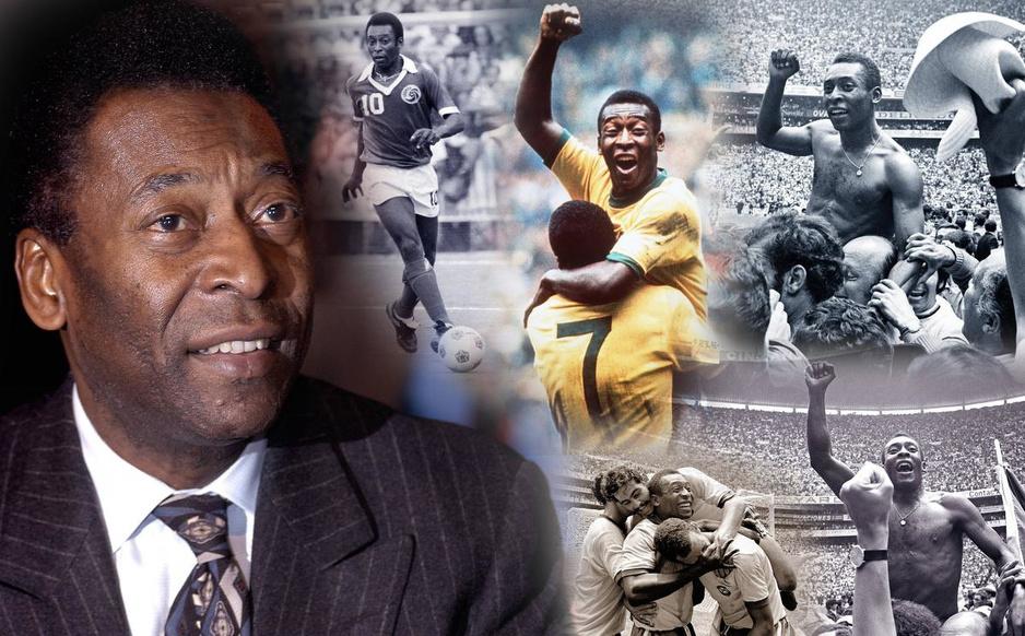 Pelé 80: van schoenenpoetser tot sporticoon