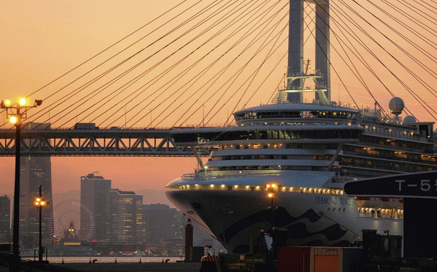 Diamond Princess onhult haar geheimen