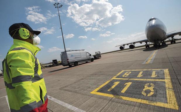 Contrairement à Charleroi et Zaventem, l'aéroport liégeois se porte bien malgré la pandémie