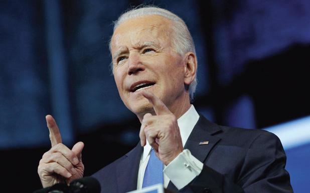 'De vier uitdagingen van Joe Biden'