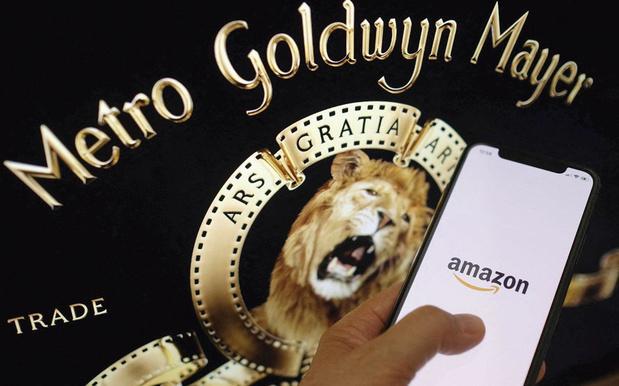Amazon fait son cinéma