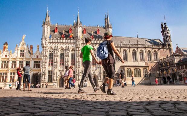 Brugge hijst de witte vlag voor zorgverleners