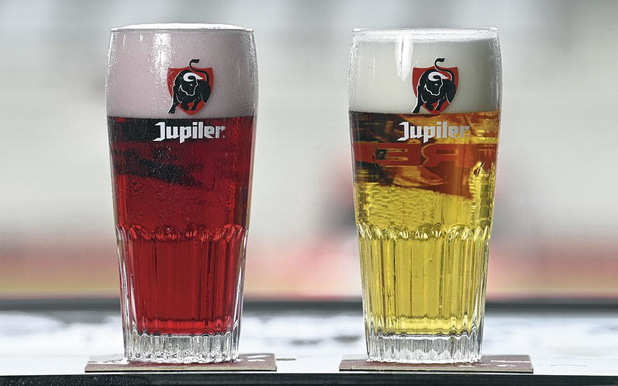 La Jupiler passe au rouge pour l'Euro 2021