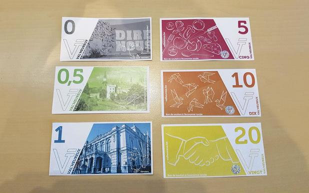 1,3 million de monnaies locales
