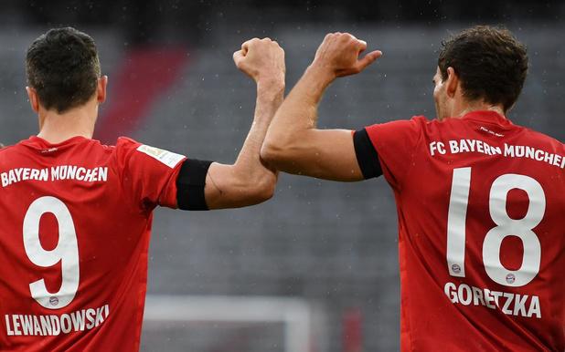Bayern München op zucht van historisch record