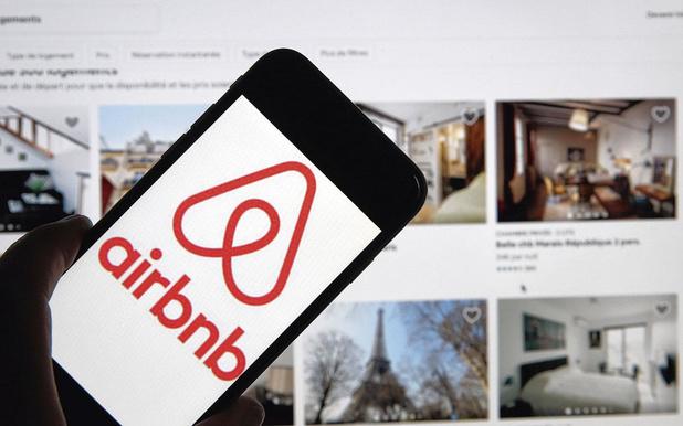 A Bruxelles, près de 50% des logements Airbnb sont aux mains d'investisseurs ou de professionnels