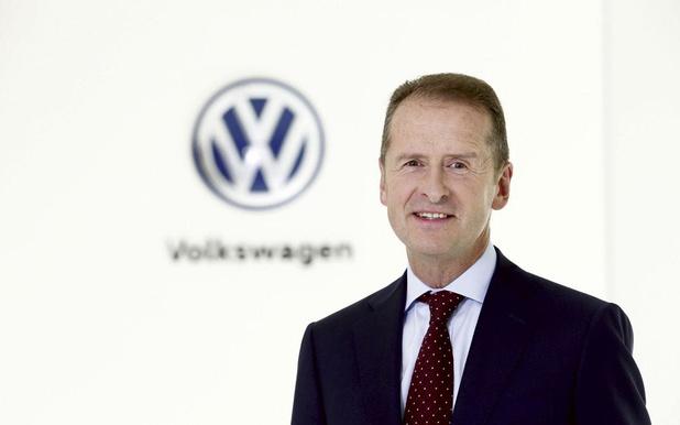 Houdt Volkswagen-topman Diess de eer aan zichzelf?