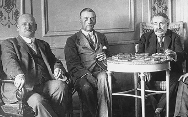Le 16 octobre 1925, la Belgique devient une puissance