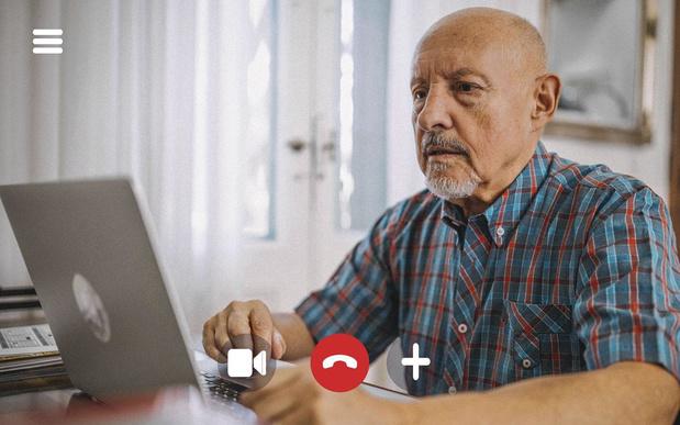Le KCE en faveur de la vidéo-consultation