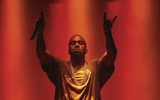 Kanye West krijgt eigen docureeks op Netflix