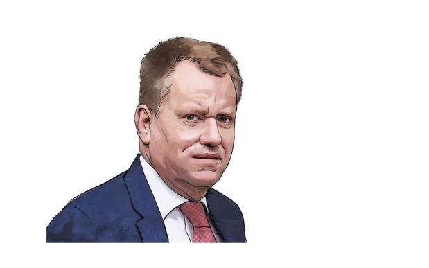 Hoe de Britse hoofdonderhandelaar David Frost vervelde van diplomaat tot brexiteer