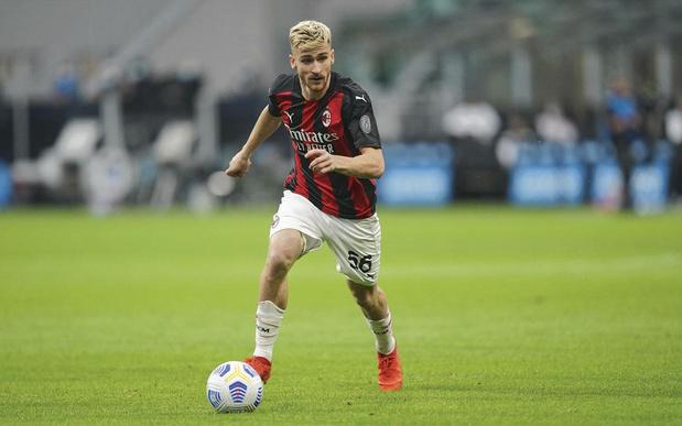 """Saelemaekers est bien installé à l'AC Milan: """"J'apprécie la confiance de l'entraîneur"""""""