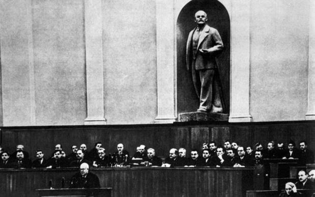 Le 24 février 1956: le rapport secret de Nikita Khrouchtchev fuite