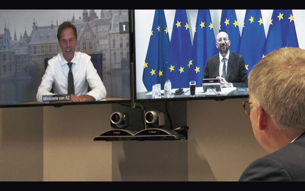 Canvas piept achter de schermen van de Europese Raad: 'Wie zich slecht gedraagt, wordt beloond'