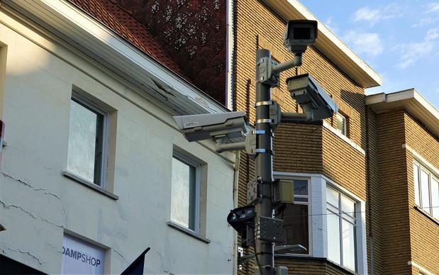 Nog eens 50 extra veiligheidscamera's in Kortrijk