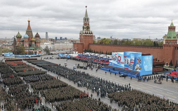 Le grand roman de la Russie, et comment il s'est construit