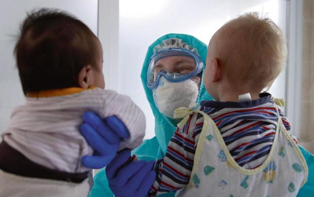 Pediaters alert tijdens pandemie