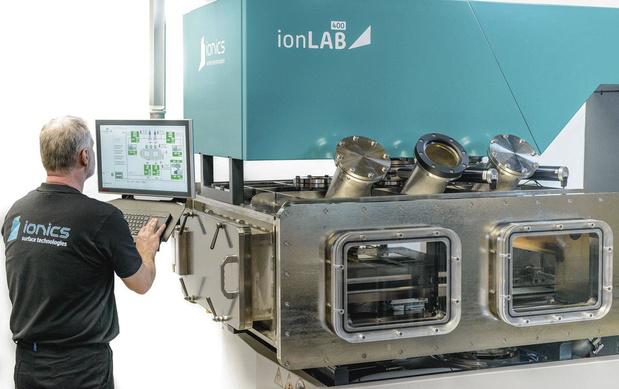 Ionics, futur fleuron technologique wallon